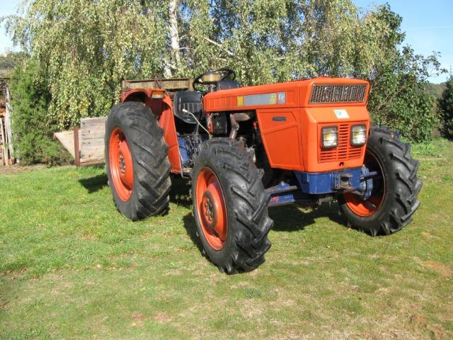 Tracteur same 4×4