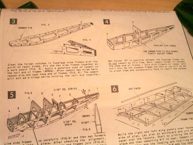 CONSTRUCTION D'UN AVION PAS A PAS POUR LES DEBUTANT BLERIOT - Page 6 010ed8