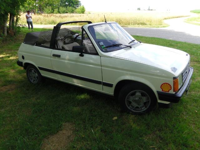 vends samba cabriolet 305pz6