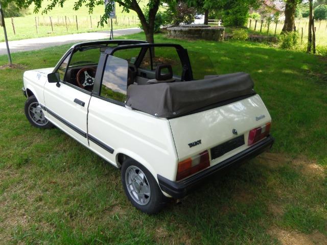 vends samba cabriolet 30anya