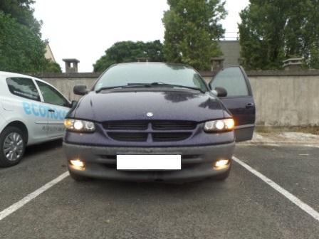 Installation de phares angel eyes sur mon S3 AWD LX 162duk