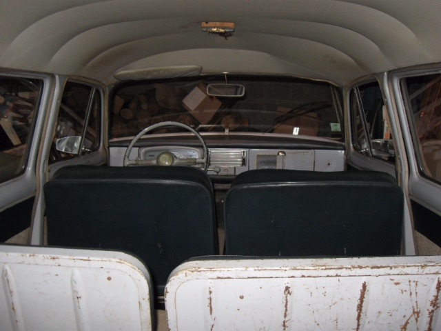 Peugeot 403 - Traffipax -  043nxp