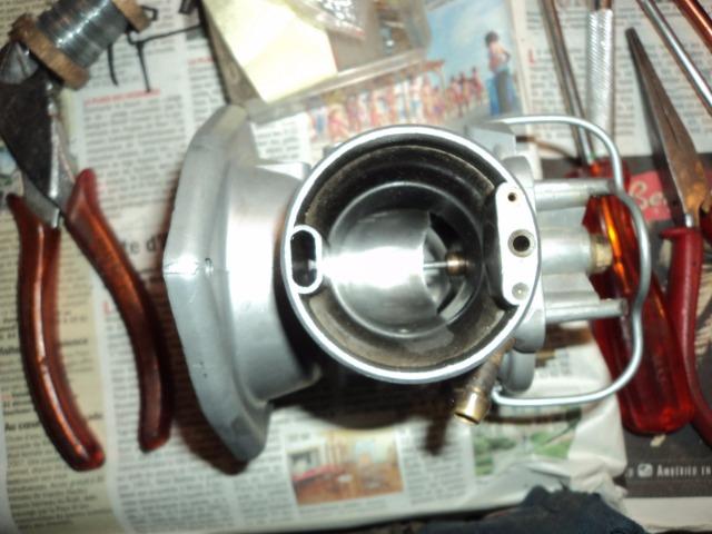 Carburateur Bing sur R 75/6 09vyee