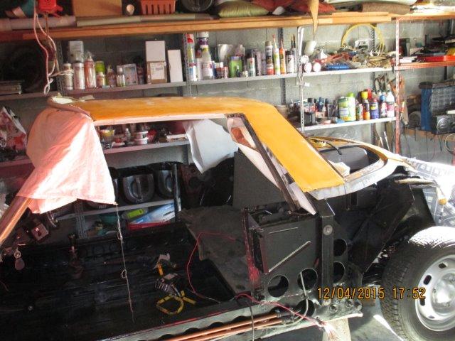 Restauration matra 530 SX. 22v247