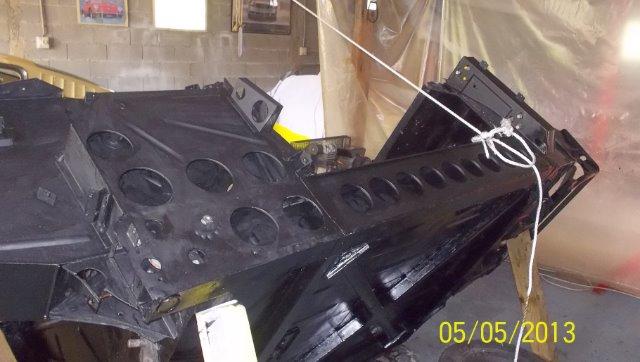 Restauration matra 530 SX. 23e4b0