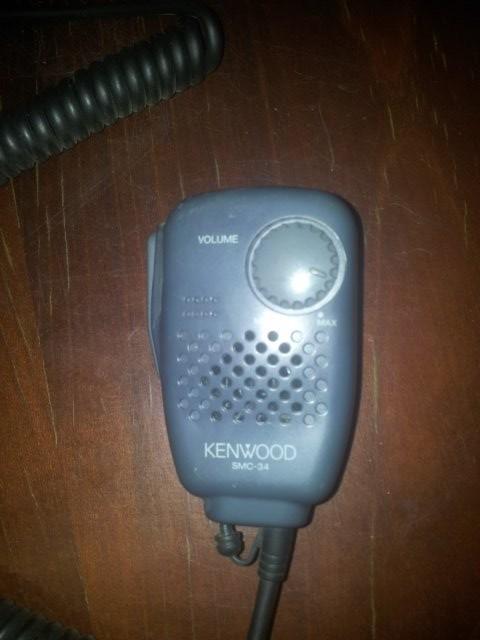 Radio TH22 KENWOOD   137v8n