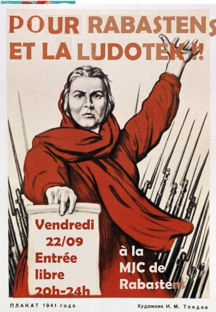 Nous n'avons pas pu sauver la ludothèque de Rabastens !  1690jy