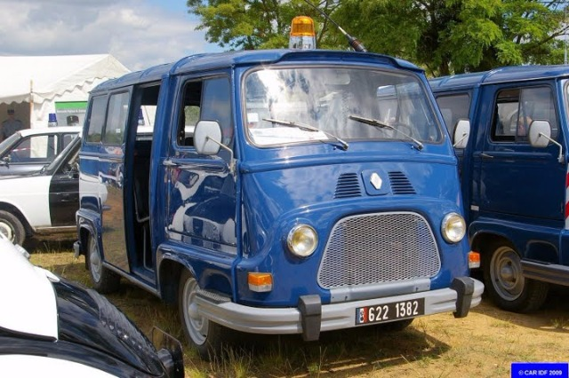 L 39 estafette des gendarmes for Gendarmerie interieur
