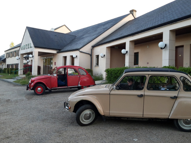 rencontre 2cv nationale