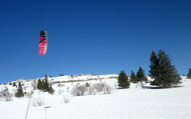Snowkite, Autrans  06bxo3