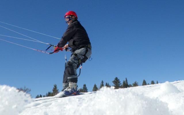 Snowkite, Autrans  06zgh3