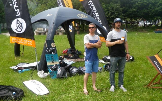 Flysurfer Demo tour au Lac de Monteynard 2 et 3 juin 02ecb9