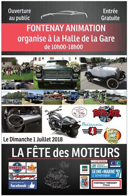 30 JUIN 2018 - Exposition Fontenay Tresigny 12fehe