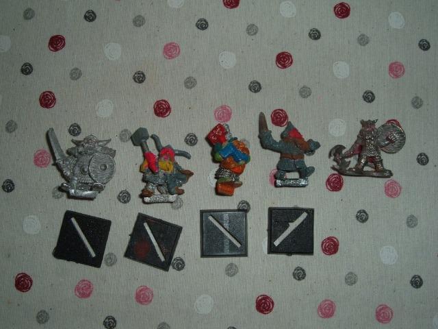 (VENTE) Hauts elfes, elfes noirs, nains OOP de Citadel etc en slotta années 86-90 (photos et prix !) 115c27