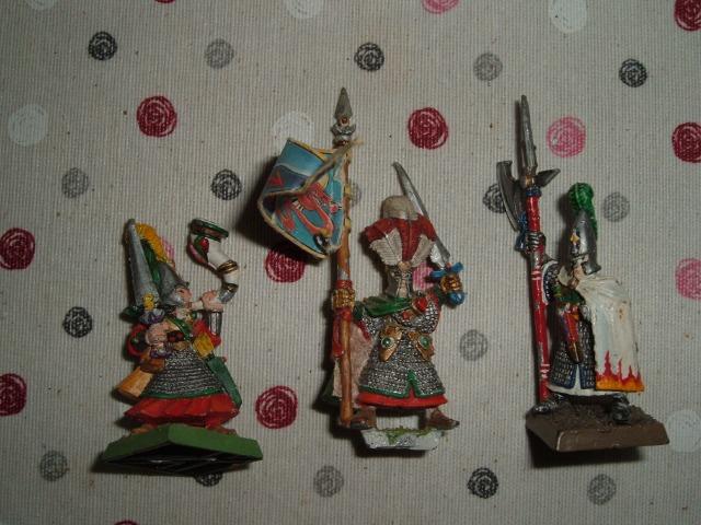 (VENTE) Hauts elfes, elfes noirs, nains OOP de Citadel etc en slotta années 86-90 (photos et prix !) 116jjd