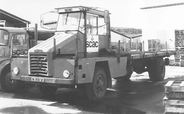 N°17- Berliet GLR 10 M3 Porte-fer 1965 /1980   19e6sb