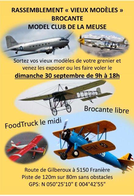 RENCONTRE VIEUX MODÈLES MCM 30/09/18 28z861