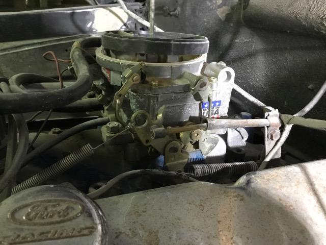 Starter auto edelbrock 24aieo