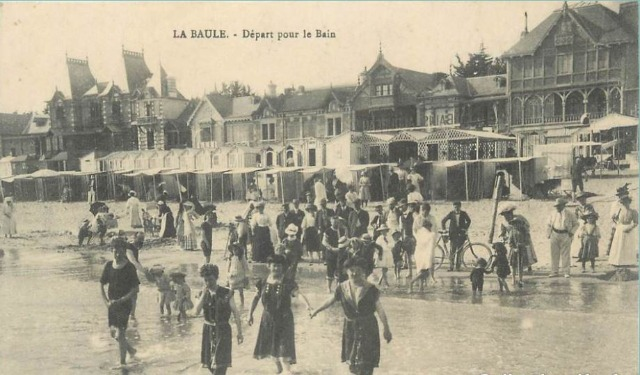 Vers l'estuaire de la Loire (Pornichet/LaBaule, St Brévin...) au fil du temps... - Page 7 068uqn