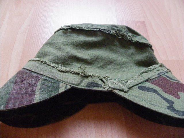 casquette de type Bigeard  1192wn