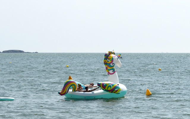 Première sortie kite-boat à Ault 26sb8w