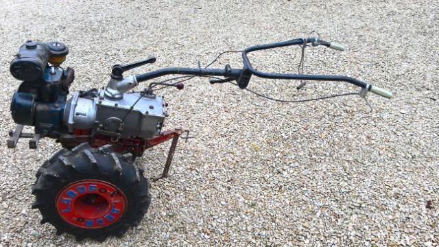 labor - (Vends) motoculteur labor cadet 2908yh
