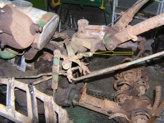 restauration - Restauration d'un Simar C 81 077esp