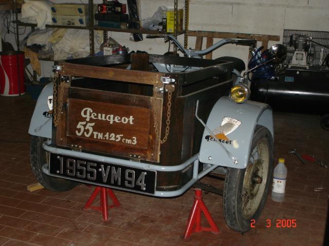 Monet Goyon S6V 125 1950  171ctn