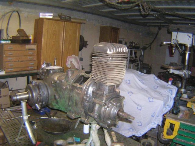 restauration - Restauration d'un Simar C 81 210i2g