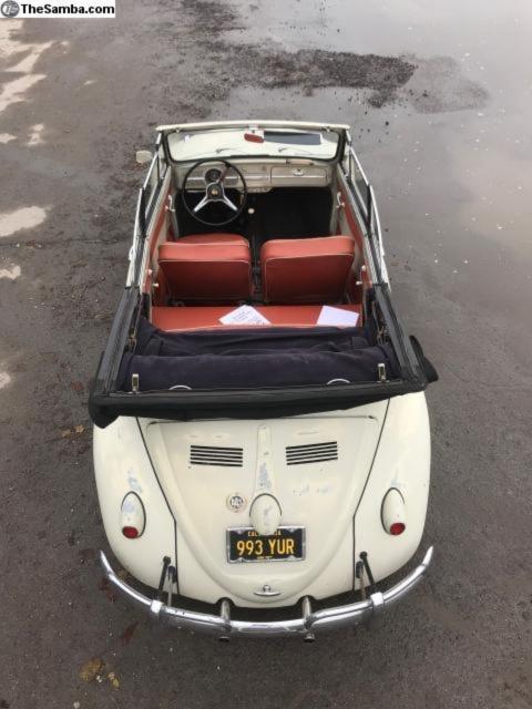 Cox cabriolet 59 119zen