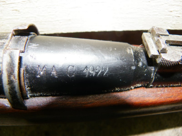 Mon mousqueton 1892 M16 04q62l