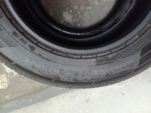 pneus 215/65 R 16 H Conticross Contact 19cvhj